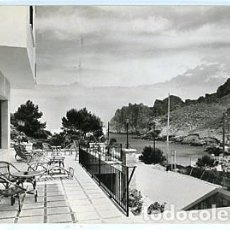 Cartes Postales: MALLORCA POLLENSA CALA SAN VICENTE HOTEL SIMAR. FOTO CASA PLANAS 155 POSTAL FOTOGRAFICA SIN CIRCULAR. Lote 76046403