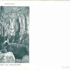 Postales: ANTIGUA POSTAL MALLORCA - BAJADA AL PURGATORIO - SERIE JOSE TOUS PALMA Nº 62. Lote 77737897