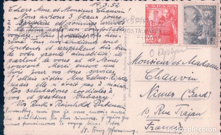 Postales: postal de mallorca fachada de la catedral nº 16 graficas gilera - circulada - Foto 2 - 78146753