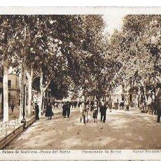 Postales: P- 6467. POSTAL MALLORCA, PASEO DEL BORNE. L.ROISIN Nº6.. Lote 79132001