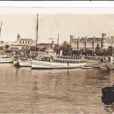 Postales: P- 6470. POSTAL PALMA DE MALLORCA, PUERTO Y LONJA. Nº3 L.ROISIN.. Lote 79133197