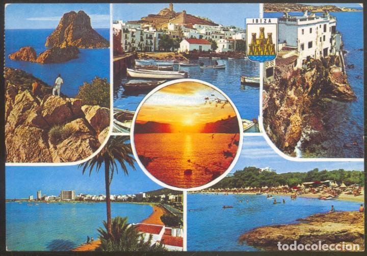 280 - IBIZA - ISLAS BALEARES (Postales - España - Baleares Moderna (desde 1.940))