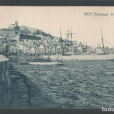 Postales: EIVISSA - IBIZA - VISTA GENERAL - P19708. Lote 81250336