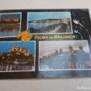 Postales: POSTAL DE PALMA DE MALLORCA AÑOS 60. Lote 83838220