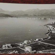 Postales: MALLORCA, PUERTO DE POLLENSA, COLECCION BESTARD, ESCRITA. Lote 84025996