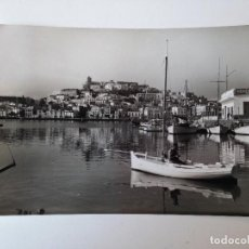 Postales: TARJETA POSTAL CIRCULADA 1961. VISTA PARCIAL DE IBIZA 105. Lote 86708060