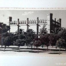 Postales: POSTAL PRIMER CONGRESO MEDICINA INTERNA UNION MEDICA MEDITERRANEA, MALLORCA 1953. Lote 86708664
