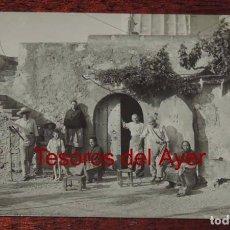 Postales: FOTO POSTAL DE MALLORCA. MOLINO DE VIENTO. NO CIRCULADA. REVERSO PONE J. ESCALAS, MALLORCA.. Lote 87205684