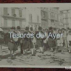 Postales: FOTO POSTAL DE MALLORCA, FOTO VILLA COLL, FIESTAS POPULARES, NO CIRCULADA.. Lote 87219864