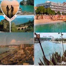 Postales: ISLAS BALEARES. LOTE 26 POSTALES Y FOTOS DIFERENTES.( 7 FOTOS )(20-00). Lote 87257840