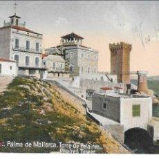 Postales: P- 6942. POSTAL PALMA DE MALLORCA, TORRE DE PELAIRES.. Lote 88111992