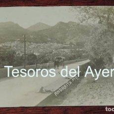 Postales: FOTO POSTAL DE ANDRAITX, MALLORCA, NO CIRCULADA, ESCRITA EN 1923.. Lote 88759496