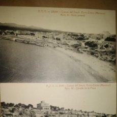 Postales: LOTE DOS POSTALES ATV PALMA DE MALLORCA, PORTO CRISTO MANACOR. Lote 89197756