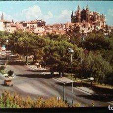 Postales: PALMA DE MALLORCA - CATEDRAL. Lote 91518095