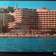 Postales: PALMA DE MALLORCA - HOTEL PALAS ATENEA - PASEO MARITIMO. Lote 91518605