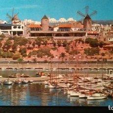 Postales: PALMA DE MALLORCA - VIEJOS MOLINOS - PASEO MARITIMO. Lote 91518815