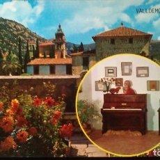 Postales: VALLDEMOSA - MALLORCA - BALEARES N° 1369. Lote 91519025