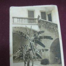 Postales: POSTAL MALLORCA. SERIE IV. - 1. PATIO GOTICO MALLORQUIN DEL SIGLO XV. MALLORCA CENTRO DEL TURISMO.. Lote 92691700