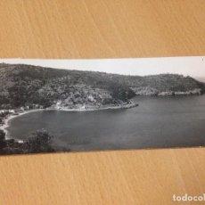 Postales: ANTIGUA POSTAL ESPECIAL PANORÀMICA PUERTO DE SÓLLER MALLORCA. Lote 92975070