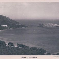 Postales: POSTAL DE MALLORCA, BAHIA DE FORMENTOR. FOTO TRUYOL. CIRCULADA.. Lote 93115950