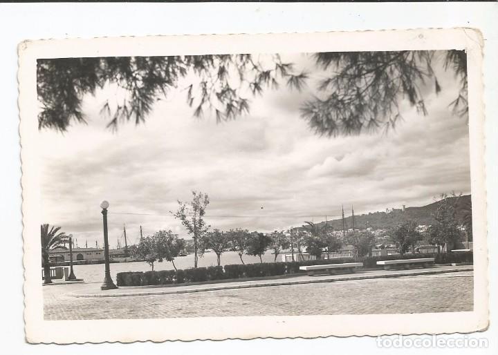 PALMA DE MALLORCA - EMBARCADERO DELPUERTO - Nº 196 ED. ARRIBAS (Postales - España - Baleares Moderna (desde 1.940))