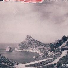 Postales: POSTAL MALLORCA - BALEARES- CARRETERA A FORMENTOR - CIRCULADA. Lote 94496306