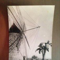 Postales: POSTAL PALMA MALLORCA MOLINOS JACK EL NEGRO. Lote 95927675