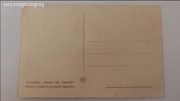 Postales: ANTIGUA POSTAL MALLORCA, SERIE IV, PATIO BARROCO MALLORQUÍN DEL SIGLO XVII - Foto 2 - 96423915
