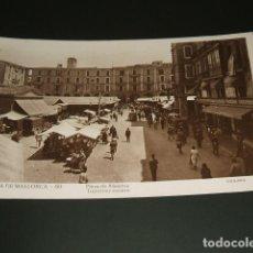 Postales: PALMA DE MALLORCA PLAZA DE ABASTOS ED. GUILERA Nº 80 POSTAL FOTOGRAFICA. Lote 96528743