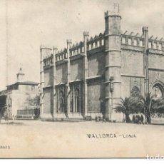 Postales: MALLORCA- LONJA- TRUYOL 1900 -RARA. Lote 96870791