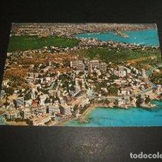 Postales: PALMA DE MALLORCA VISTA GENERAL AEREA. Lote 97100743