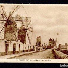 Postales: PALMA DE MALLORCA.EL MOLINAR.Nº 9.ED.MUMBRÚ.SIN CIRCULAR.. Lote 97122851
