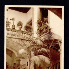 Postales: PALMA DE MALLORCA.PATIO BARROCO.Nº 8.ED.MUMBRÚ.SIN CIRCULAR.. Lote 97122903