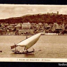 Postales: PALMA DE MALLORCA.EL TERRENO.ED.MUMBRÚ.Nº 7.SIN CIRCULAR.. Lote 97122971