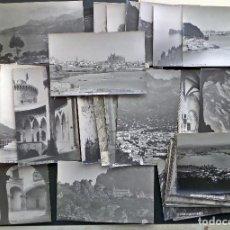 Postales: 50 ANTIGUAS POSTALES DE MALLORCA SIN CIRCULAR, EDITADAS POR LA BALEAR. Lote 97158623
