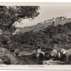 Postales: PS7736 IBIZA 'VISTA DE LA CIUDAD'. FOTOGRÁFICA. VIÑETS. SIN CIRCULAR. AÑOS 50. Lote 97212143