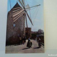 Postales: PALMA DE MALLORCA MOLINO DEL JONQUET CAMPAÑA Y PUIG . Lote 97278255