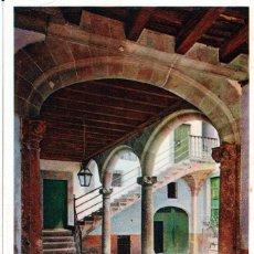 Postales: PALMA DE MALLORCA, PATIO DE LA CALLE SAN ROQUE. SIN CIRCULAR .Nº5.ED.MIR. **. MNH. Lote 97910859