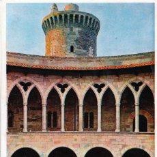 Postales: PALMA DE MALLORCA,PATIO DEL CASTILLO DE BELLEVR. SIN CIRCULAR .Nº4.ED.MIR. **. MNH. Lote 97910927