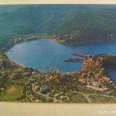 Postales: POSTAL DE PALMA DE MALLORCA : PUERTO DE SOLLER . VISTA GENERAL. Lote 98672699