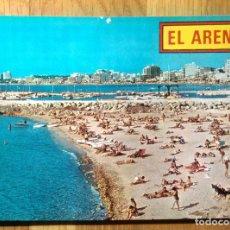 Postales: PALMA DE MALLORCA - EL ARENAL. Lote 98675711
