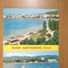 Postales: IBEZA. SAN ANTONIO ABAD (BALEARES). CIRCULADA CON SELLO, POSTALES FIGUERETA. Lote 98705123