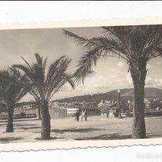 Postales: PALMA DE MALLORCA - EMBARCADERO DEL PUERTO - Nº 195 ED. ARRIBAS. Lote 98884235