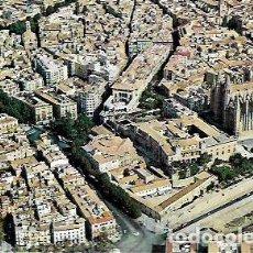 Postales: POSTAL * PALMA DE MALLORCA , LA CATEDRAL, VISTA AEREA * 1962. Lote 277573743