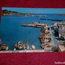 Postales: IBIZA - AL FONDO... PLAYA DE TALAMANCA. Lote 99317935
