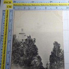 Postales: POSTAL DE MALLORCA. SIGLO XIX - 1905. VALLDEMOSA, CAPILLA DE REIMUNDO LULIO MIRAMAR. 3 LACOSTE 1282. Lote 99403475