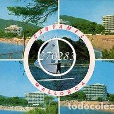 Postales: CANYAMEL MALLOCA Nº 1805 SIN CIRCULAR (ED BOHIGAS) AÑO 1977. Lote 99849587