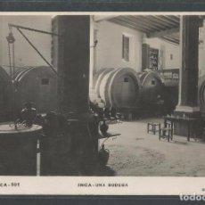 Postales: INCA - UNA BODEGA - P23098. Lote 100122327
