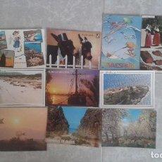Postales: LOTE DE 10 POSTALES DE MALLORCA DE LOS AÑOS 80.. Lote 100176607
