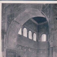 Postales: POSTAL GRANADA 35 - ALHAMBRA - INTERIOR DE LA TORRE DE LAS DAMAS - SOCIEDAD GENERAL ESPAÑOLA. Lote 101307263